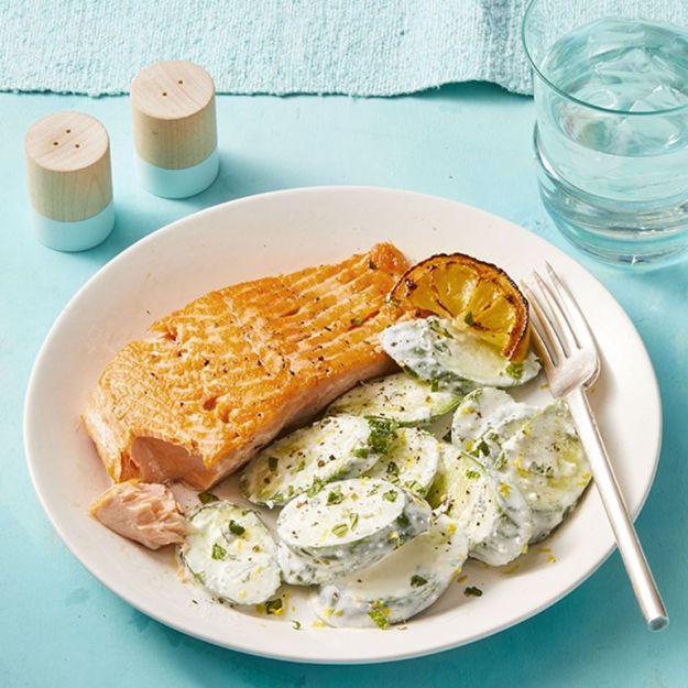 delicious salmon free recipe