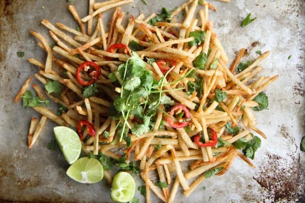cook french fries dra martha castro tijuana usa california mexico