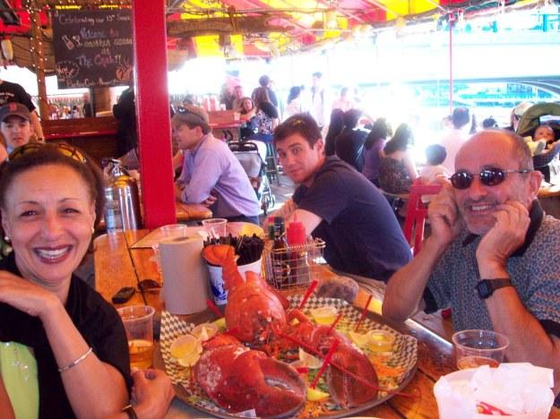 eat lobster dra martha castro noriega tijuana mexico