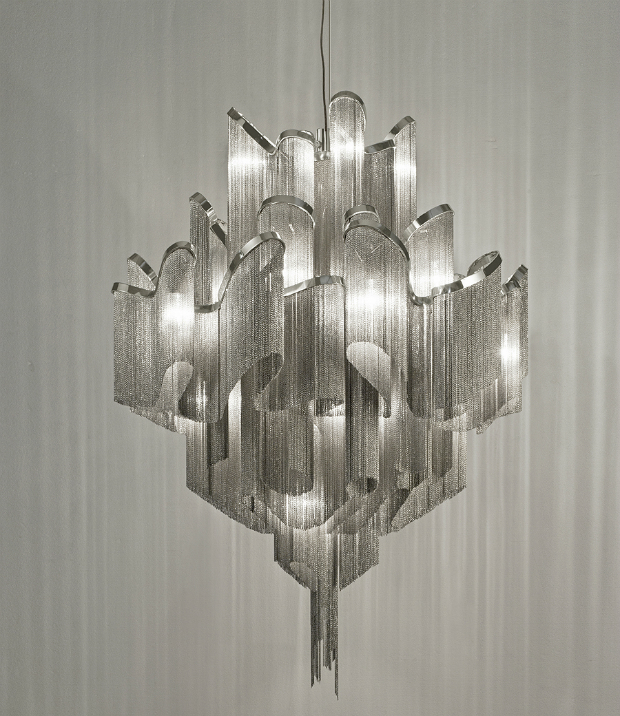 chandeliers and their elegance