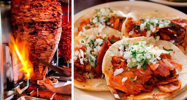 tacos messy delicious