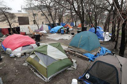 homeless los angeles california chicago dr martha castro mexico america