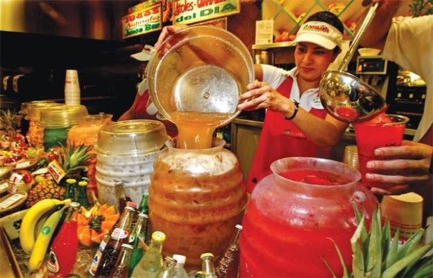 drinks food summer inspiration dra martha castro noriega mexico